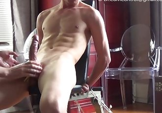 Big Dick Twink gets edged by..