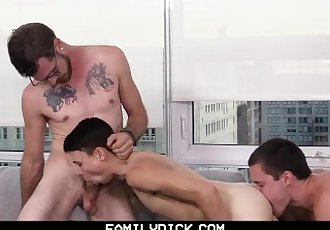 FamilyDick - Horny stepdad and..