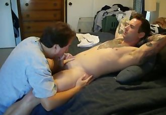 str8 married let me suck him..